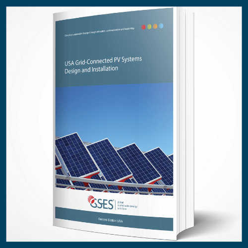 USA Grid Connected Solar Design and Installation Book