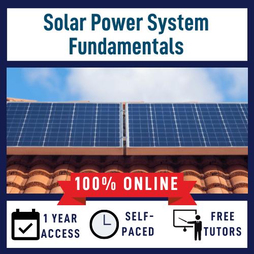 Fundamental Solar Course