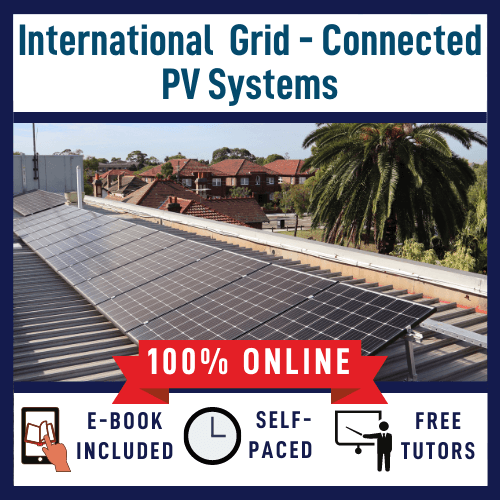 International Solar Design Course
