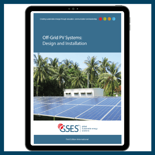 Off Grid Solar Design Book