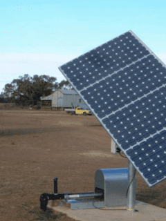 Solar Water Pumping: Selection and Installation Guidelines