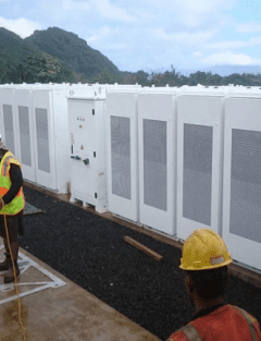 Utility-Scale Grid Energy Storage Guidelines