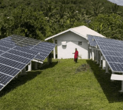 Off Grid PV Power Systems – System Installation Guidelines