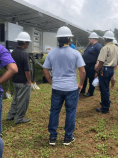 Grid-Connected PV – Operations and Maintenance Guidelines