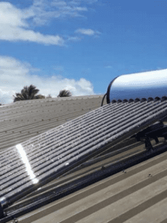 Solar Water Heaters – Selection and Installation Guidelines