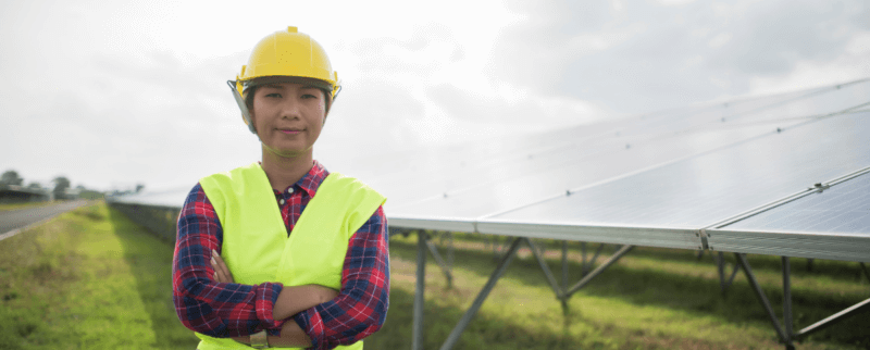 Utility Scale Solar Jobs: How to work in the solar industry